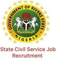 Rivers State Civil Service Commission Recruitment 2020