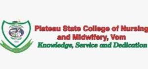 Plateau State College of Nursing Form 2021