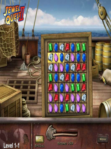 Download Jawel Quest 2 Game For PC
