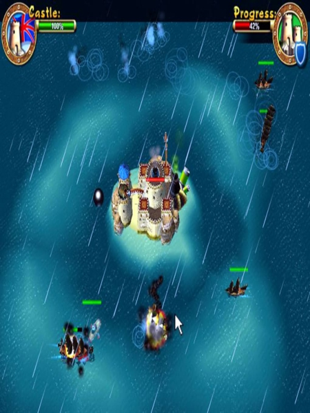 Download Pirates Battle For Caribbean Game For PC