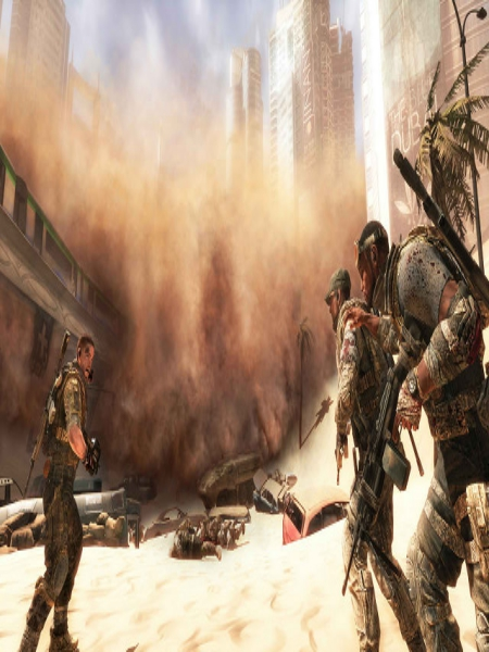 Download Spec Ops The Line Highly Compressed