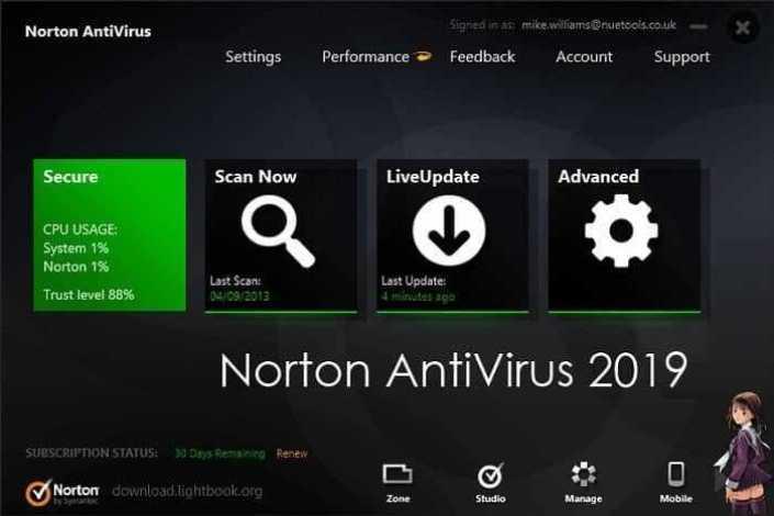 Norton 2019 Protect