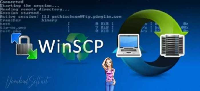 تحميل برنامج وينسكب 2019 WinSCP لرفع ملفات موقعك مجانا