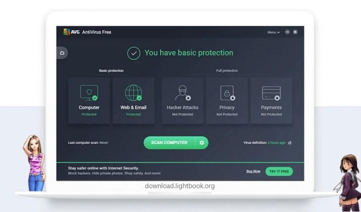 Descargar AVG Antivirus para PC, Mac, Android ÚltimaVersión