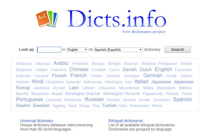Télécharger Dictionnaire Multilingue 2019 sans Internet Gratuitement
