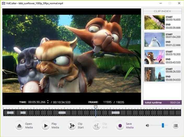 تحميل برنامج فيديو كتر 2019 Video Cutter تجزئة مقاطع الفيديو