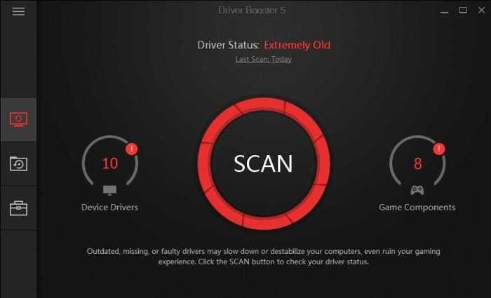Descargar Driver Booster 2019 Actualizar Definiciones Gratis
