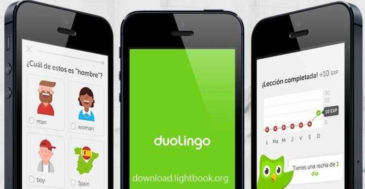برنامج دوولينجو 2019 Duolingo لتعلم اللغات على النت مجانا