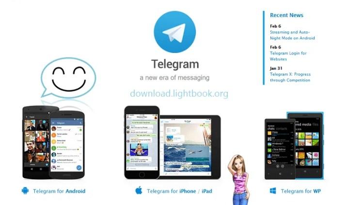 تحميل تطبيق تيليجرام 2019 Telegram للكمبيوتر والموبايل مجانا