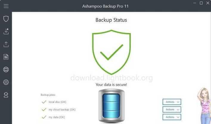 Download Ashampoo Backup Pro 11 Free for Windows PC