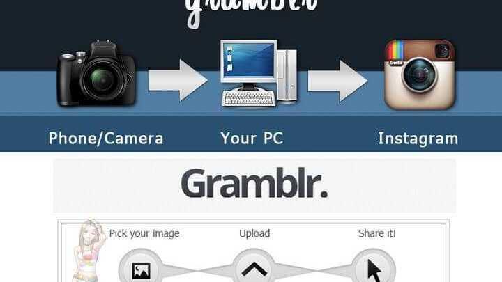 Photo of تحميل برنامج 2019 Gramblr لرفع الصور والفيديو الى انستقرام