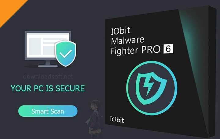 Download IObit Malware Fighter 2019 Free Protect Your PC