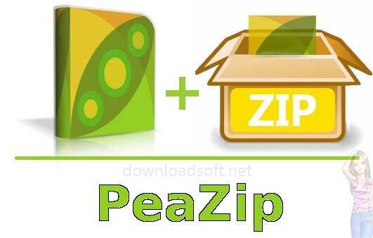 Download PeaZip Open Free Source to Compress and Decompress Files