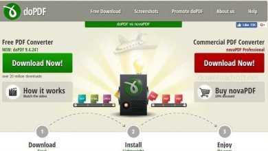 Photo of Download doPDF Convert Documents to PDF Latest Free Version
