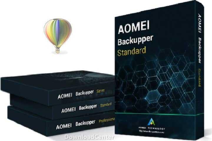 Descargar AOMEI Backupper Standard Reserva Archivos Para PC