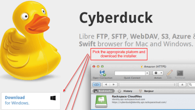 Photo of Télécharger Cyberduck Free FTP Server Protocol Sur PC et Mac