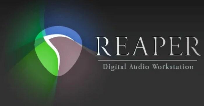 تحميل برنامج REAPER لتحرير الصوت لنظام ويندوز، ماك ولينكس مجانا
