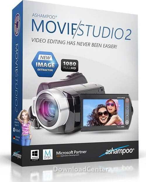 Descargar Ashampoo Movie Studio 2 para Crear y Editar Video