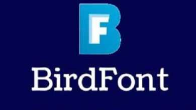Photo of تحميل برنامج Birdfont محرر لإنشاء وتصميم خطوط مميزة مجانا