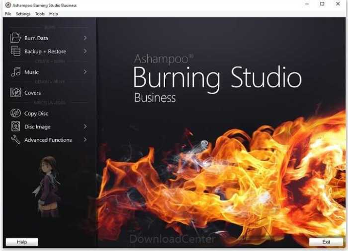 Download Burning Studio Business - Burn Discs CD/DVD