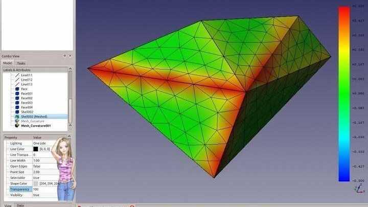 Photo of تحميل برنامج فري كادFreeCAD لتصميم رسومات ثلاثية الابعاد3D