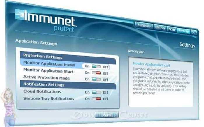 Télécharger Immunet Anti-Malware et Antivirus Protection