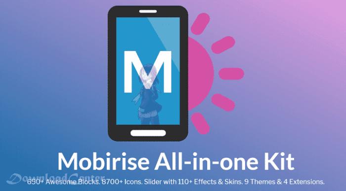 تحميل برنامجMobiriseلإنشاء مواقع ويب للكمبيوتر مجانا