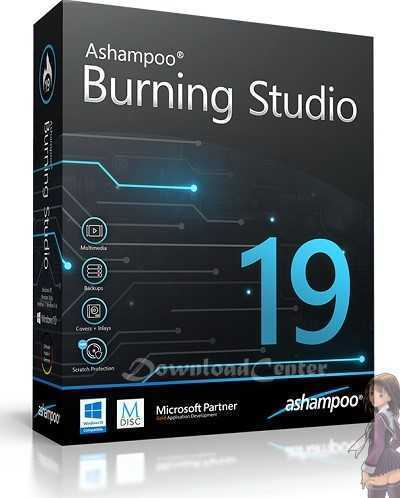 Download Ashampoo Burning Studio 19 Burn CD/ DVD/ Blu-ray