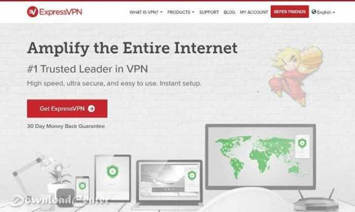 Download ExpressVPN Hide Identity and Unblock Sites Free