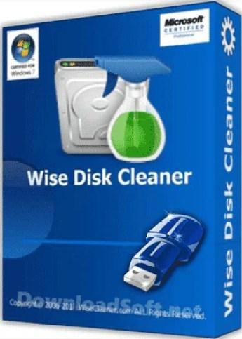تحميلWise Disk Cleanerأداة تنظيف والغاء تجزئة القرص مجانا