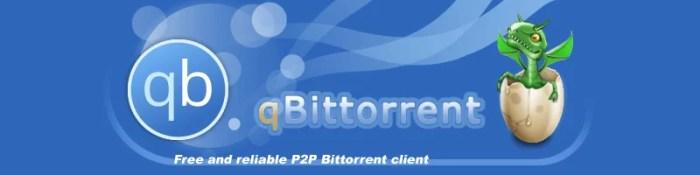 Télécharger qBittorrent Client BitTorrent Open Source
