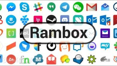 Photo of تحميل برنامج Rambox – لتجميع تطبيقات الدردشة في مكان واحد