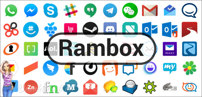 Download Rambox - Collect Messenger Apps in One Place