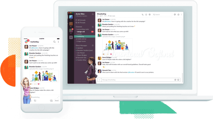 Download Slack - Collect all Your Contacts in One Place