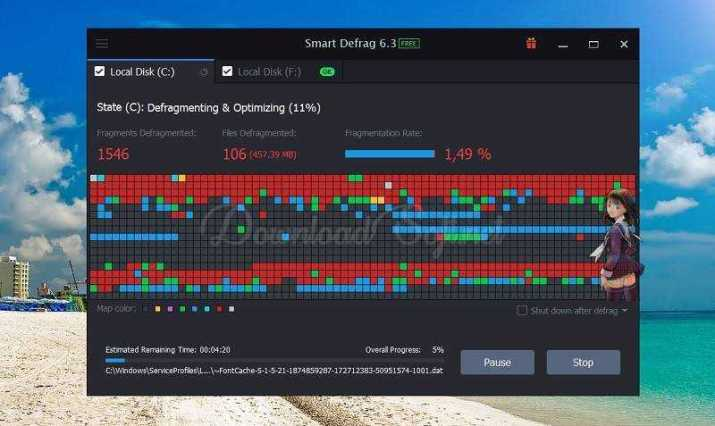 Download Smart Defrag - Speed Up Your Hard Drive on Windows