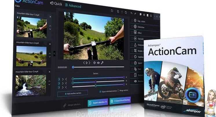 Photo of تحميل ActionCam 2019 برنامج تحرير وإصلاح مقاطع الفيديو