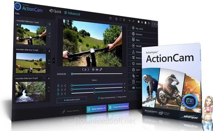 Download ActionCam 2019 - Edit and Repair