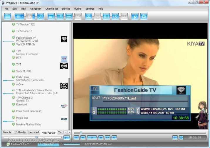 Download ProgDVB/ProgTV - Watch SAT-TV and Listen to Radio