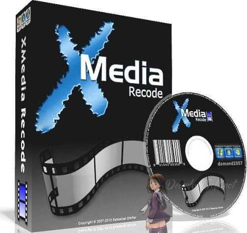 Download XMedia Recode 2019 Free Video & Audio Converter