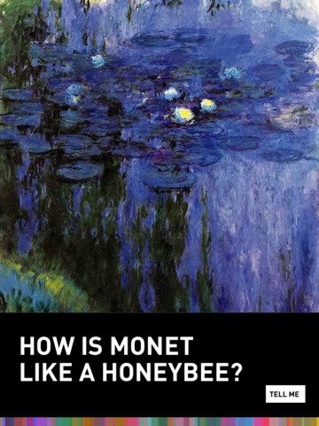 Monet S Ultraviolet Eye Download The Universe