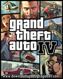 GTA 4 GAME PS3