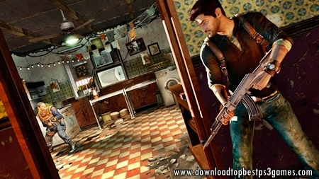 Uncharted 3 Drakes Deception ps3 download