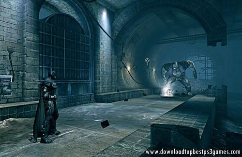 Batman Origins Blackgate Ps3 – Held Bild Idee