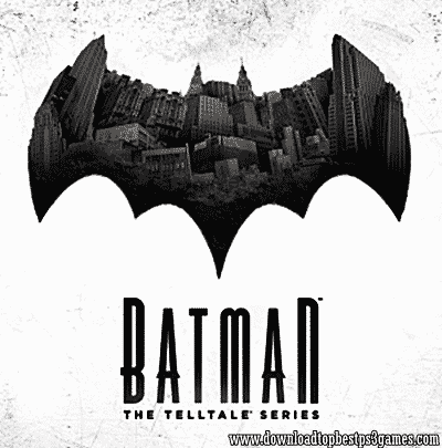Batman The Telltale Series Game PS3