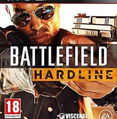 Battlefield Hardline Game PS3