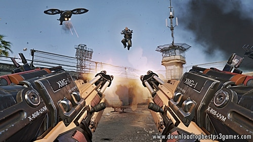 Call of Duty Advance Warfare free download for ps3