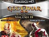 God Of War Collection Volume 2 For PS3 cover