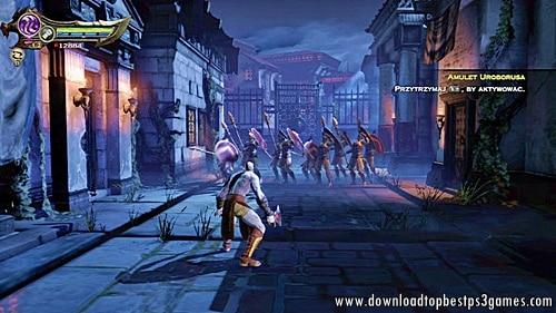 God of War Ascension for playstation 3