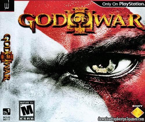GOD OF WAR 3 FULL GAME FOR PS3