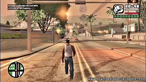 Download Gta sanandreas For ps3 pkg file